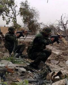 Specijalne operacije: Iran i Sirija